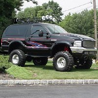 2002 Ford Bronco